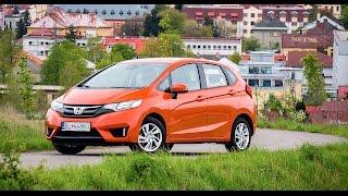 TEST: Honda Jazz - 3,5 l/100 km