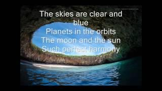 Maher Zain Open Your Eyes lyrics