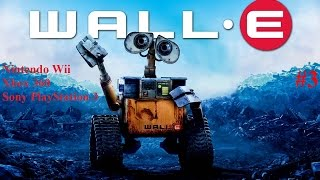 Let's Play WALL-E. The Video Game (Wii\Xbox 360\PS3). #3. 'Жизнь на