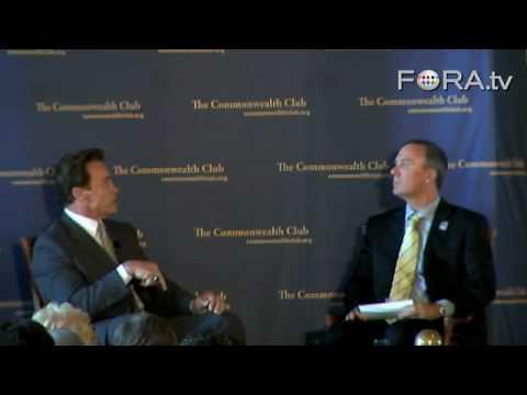 Schwarzenegger Defends California Emission Standards
