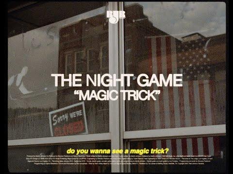 The Night Game - Magic Track (Lyric Video)