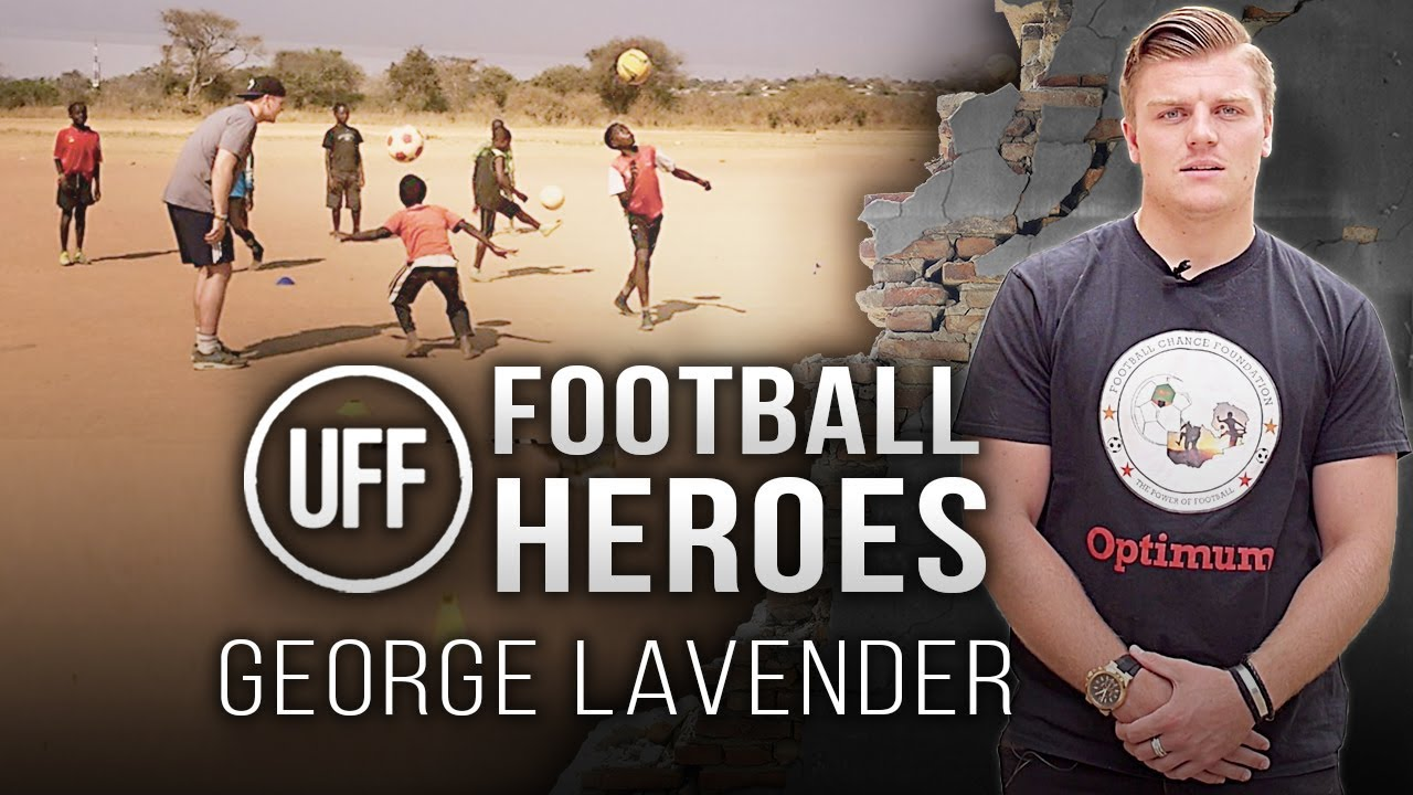 The Football Mentor: George Lavender