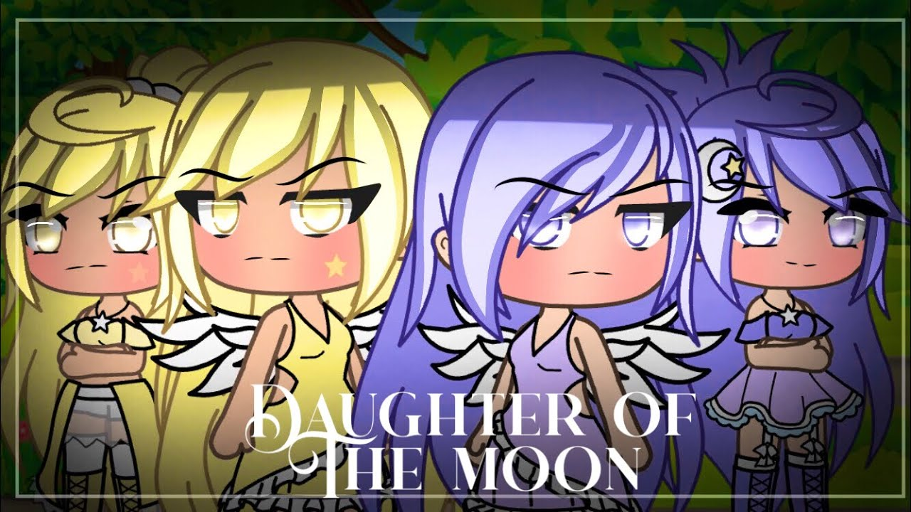 Download ✨•Daughter of the moon•✨   inspired glmm   Gacha Life Mini Movie