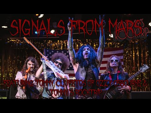 Signals From Mars | Tommy Clufetos - May 3, 2021 - Presented By Mars Attacks Podcast