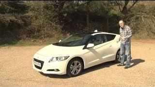 Fifth Gear Web TV - Honda CR-Z Road Test