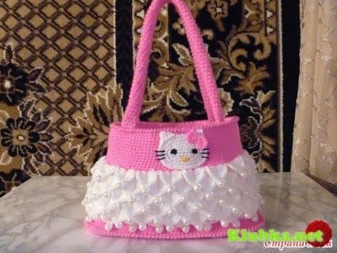 Crochet Bag Free Crochet Patterns284 Youtube
