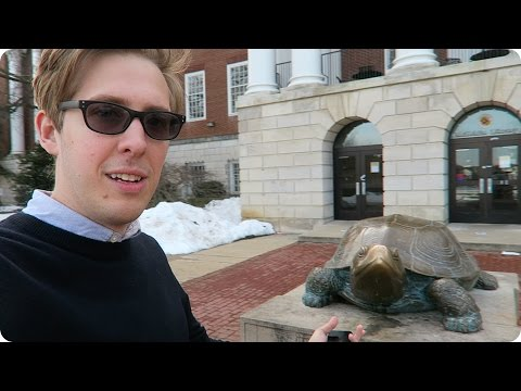 Exploring University of Maryland | Evan Edinger Travel