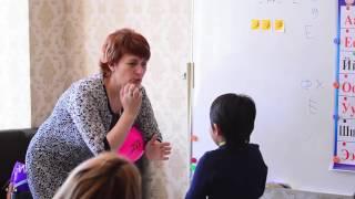 Ольга Лысенко, обучаем детей чтению.