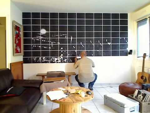 Polo And The Wall ( Rasterbator Method )