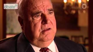 Trailer: Helmut Kohl - das Interview (ab sofort auf dbate.de)