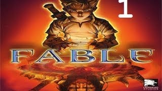Let's Play Fable (720p + Commentary): Part 1: And so our story begins.