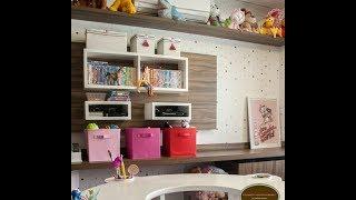 Como organizar os brinquedos e livros das crianças Thumbnail