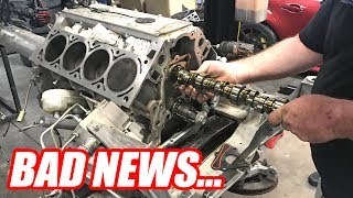 Supercharging Leroy Ep.2 - Heads/Cam/Clutch & BAD NEWS