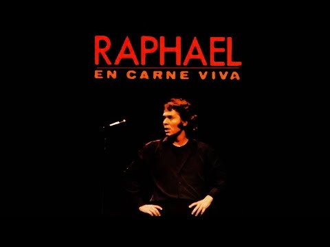 RAPHAEL -En Carne Viva (Album Completo 1981)