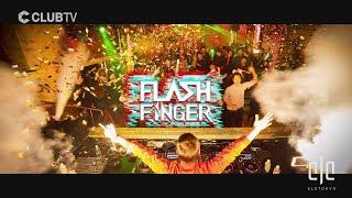 Gambar cover CLUB TV: Flash Finger @ ELE TOKYO [Flash Finger & AvAlanche vs. Max4U - Boom]