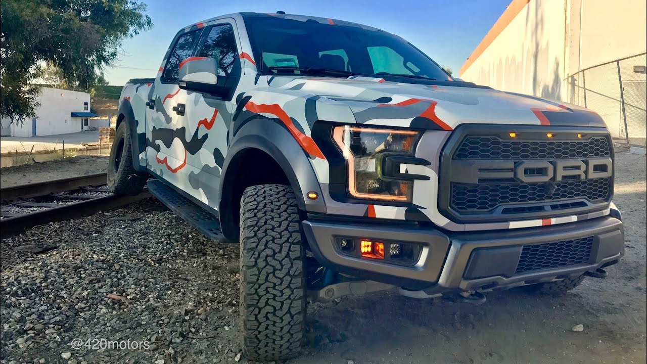 2017 ford raptor modifications review youtube. Black Bedroom Furniture Sets. Home Design Ideas