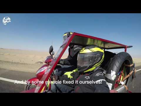 Week 11 & 12 Sizzling Sahara roads down through Egypt and Sudan