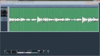 Cubase 5 Аудио квантайз