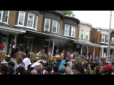Baltimore Carnival 2014 raw footage