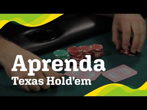 Como jogar poker Texas Holdem | aprenda fácil regras das mãos de poker e como ganhar