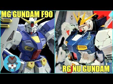 RG Nu Gundam Release In August!!! - The Iron Diaper Gundam News