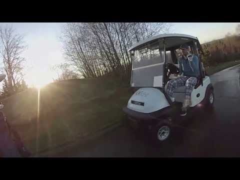 GoPro Golfing | Newcastle, Washington