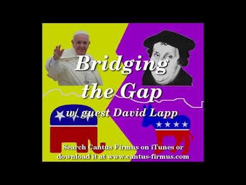 Bridging the Gap w/ guest David Lapp (May 6, 2017)