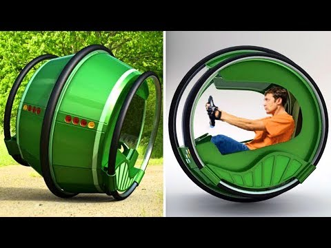 10 Amazing Concept Vehicles! भविष्ये की कारे कैसी होगी?