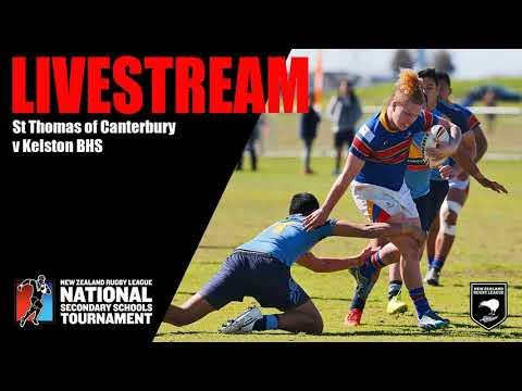 National Secondary Schools Tournament: St Thomas of Canterbury v Kelston BHS