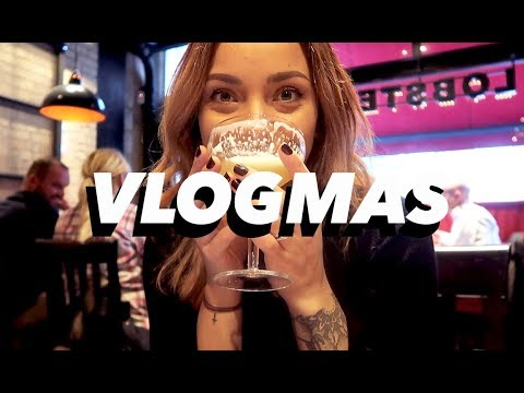 I DONT WANNA GET S**T ON | VLOGMAS
