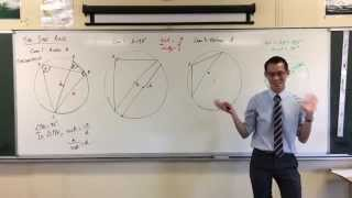 Why the Sine Rule Works (2 of 3: Right Angles)