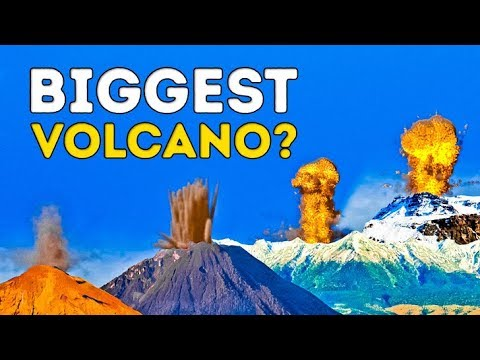 What Was the Biggest Volcanic Eruption in History? The pile of lavas reach more than 17,000 m!