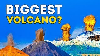 Most Dangerous Volcanoes In The World