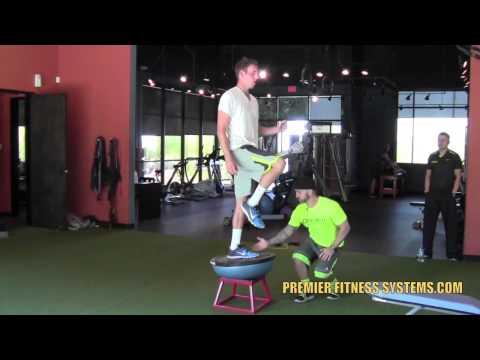 Advanced Balance Exercises