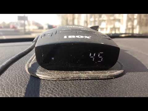 IBOX Pro 700 GPS ловит Крис-П. Алматы.