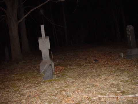 pictures from Orr Hill Cemetery 4.12.09 in movie