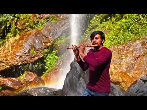 Oh My God   OMG Krishna Flute   Bansuri Theme   Cover by Nitish Mishra