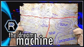 The Dream Machine Chapter 6 [Part 4] - Map Quest