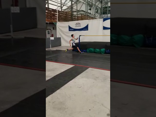 #THEDOMEVTFC   Boys 12   Liam Kuhn   High Jump   1.31m