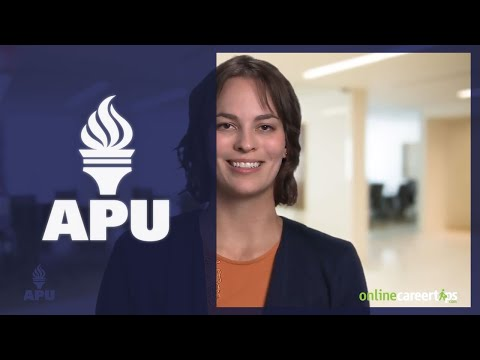 How to Create a Federal Resume | American Public University (APU)