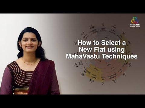 How To Select A New Flat Using MahaVastu Techniques   Dr. Fancy Hiran