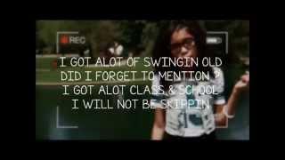 Aaliyah Hudson - Danica Patrick ( Lyrics )