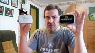 e-cigareta  Smoking box, Barkleys VV350 from Vorel