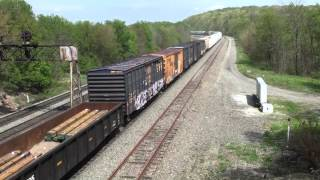 Locomotives Working Hard - a compilation