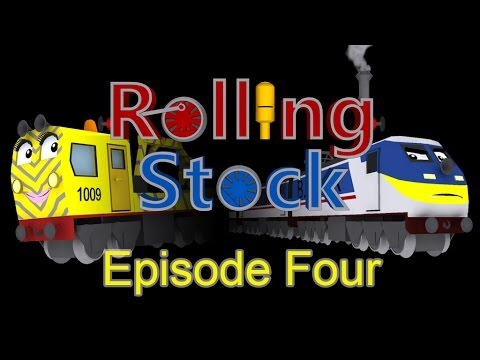 """Rolling Stock - Episode 4: """"The Heat is On"""""""