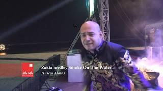 Husein Al Atas - Zakia medley Smoke On The Water - Jakarta Melayu Festival 2018
