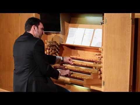 Palau de la Música of Valencia Organ. 25th Anniversary Memorial concert. Arturo Barba