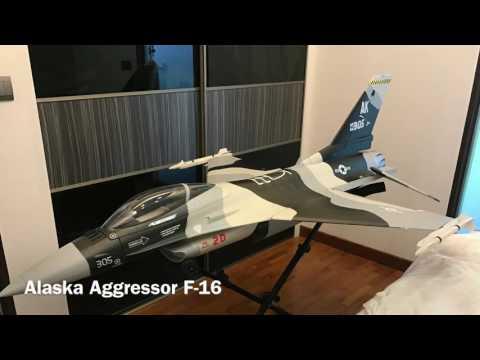 HSD F-16 First Impressions