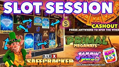 WICKED Online SLOT SESSION !! 🚨 Slots Compilation 💰 CASINO BONUS WINS !!