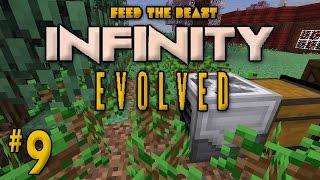 Minecraft: FTB Infinity Evolved - Ep. 9 -